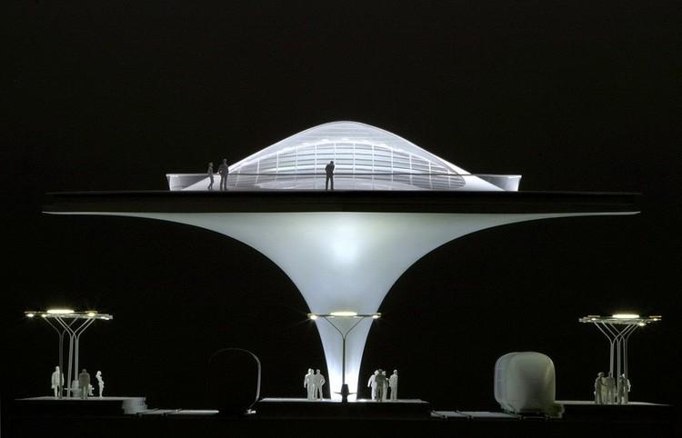 Estación Central de Stuttgart / Christoph Ingenhoven