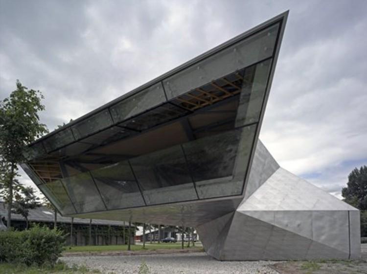 Unstudio sala de negocios reservados plataforma - Cubismo arquitectura ...