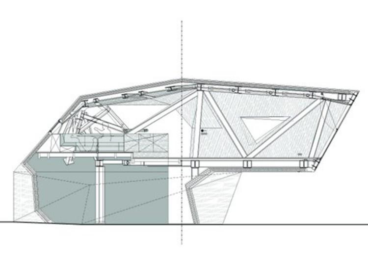 unstudio sala de negocios reservados plataforma arquitectura. Black Bedroom Furniture Sets. Home Design Ideas