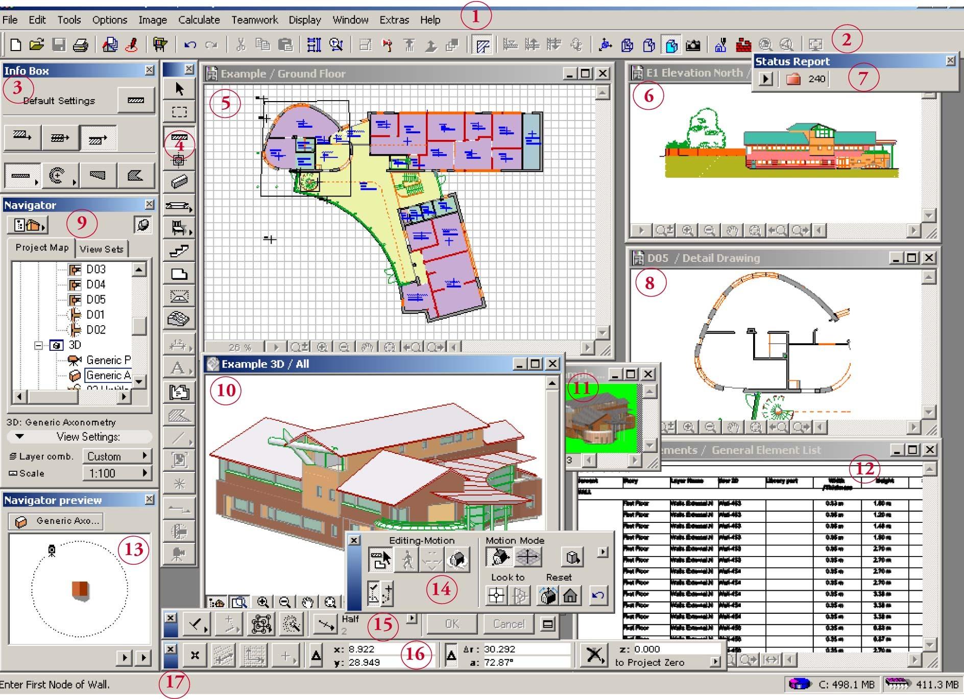 Bim adios al cad plataforma arquitectura for Programas arquitectura
