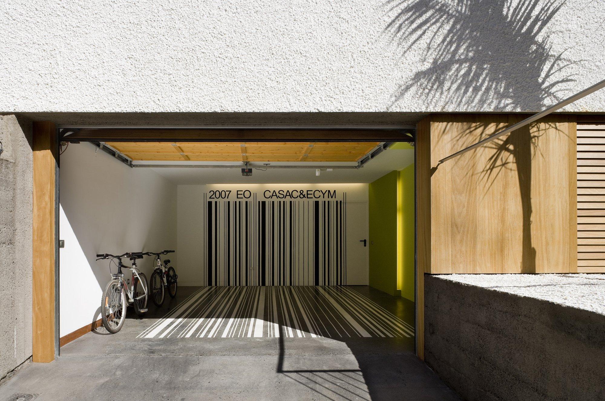 Gallery of c e house equipo olivares arquitectos 8 for E house
