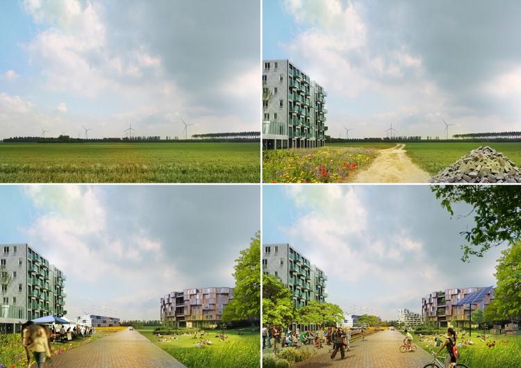 Diy urbanism almere oosterworld mvrdv archdaily courtesy of mvrdv solutioingenieria Choice Image