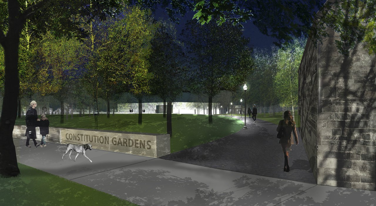 Gallery Of National Mall Winning Design Proposal For Constitution Gardens Rogers Marvel Architects Pwp Landscape Architecture 10