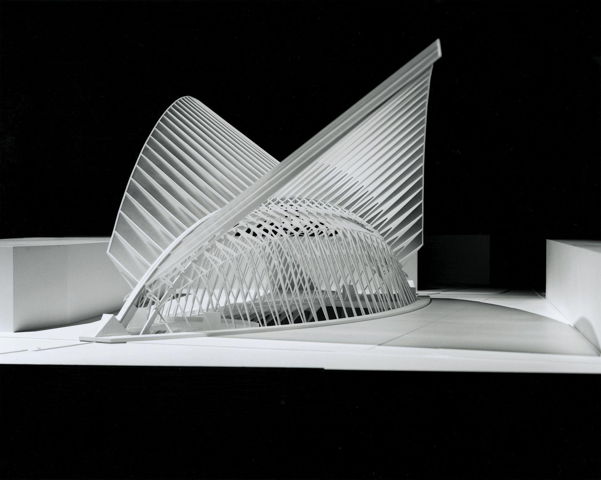 Gallery of 39 santiago calatrava the quest for movement for Movement architecture concept