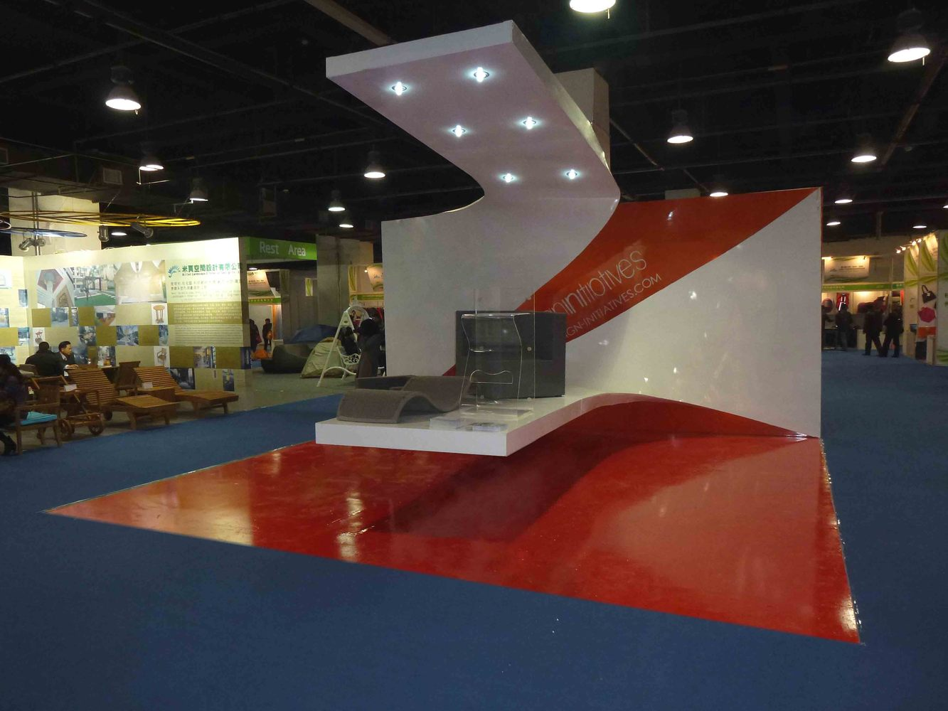 Outdoor Expo Stands : Gallery of expo booth design initiatives