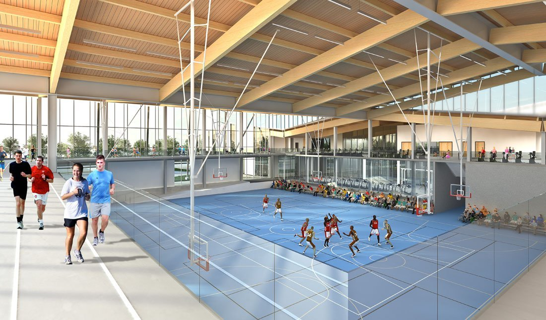 Gallery Of Meadows Community Recreation Centre Edmonton Public Library Group2 Architecture