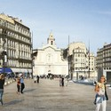 MASTERPLAN FOR MARSEILLE'S VIEUX PORT / FOSTER + PARTNERS