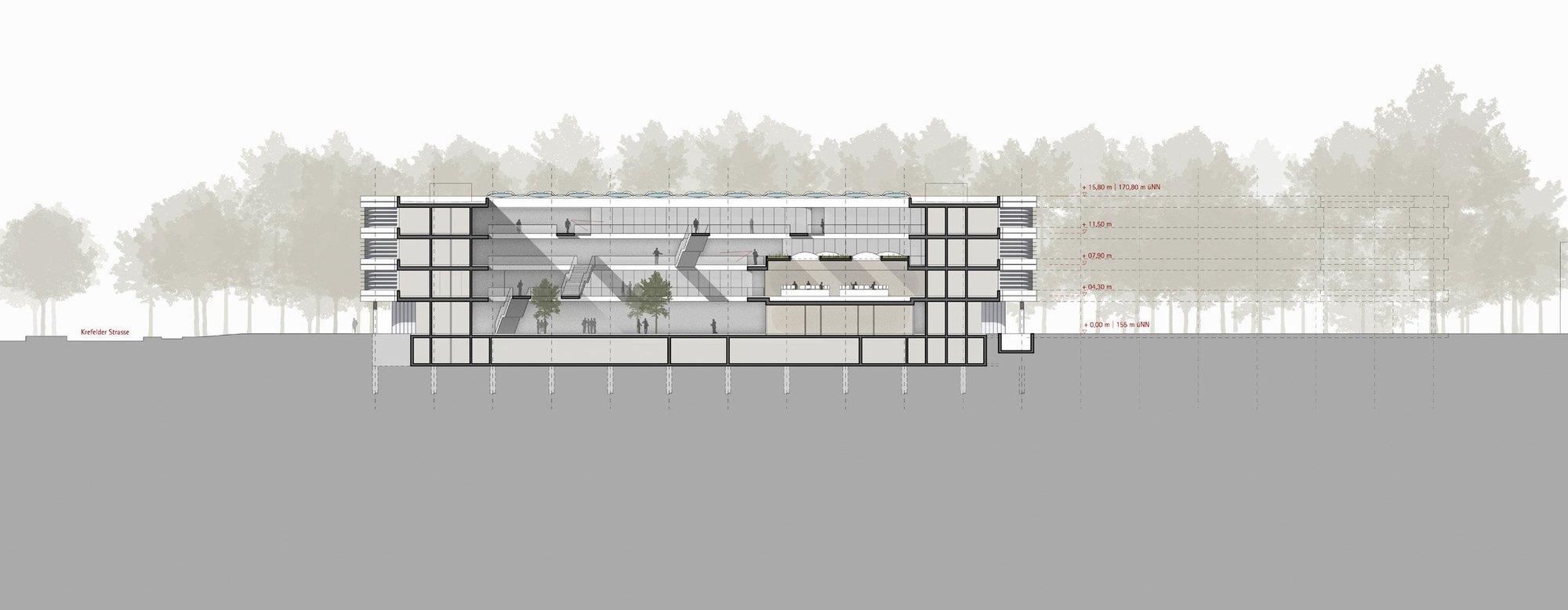 Architekten Aachen trianel gmbh corporate centre gmp architekten archdaily