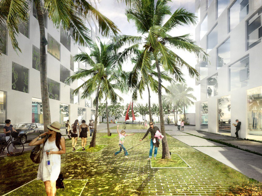 The City of Fort Lauderdale Votes in Favor of BIG's Marina Lofts