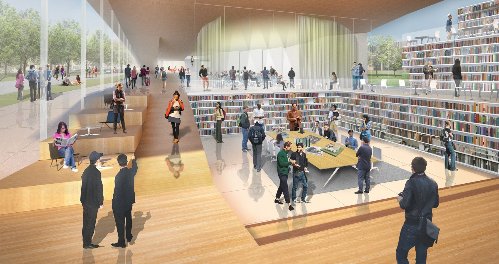 WEISS / MANFREDI To Design Kent Stateu0027s New, $40 Million Architecture  Building   ArchDaily