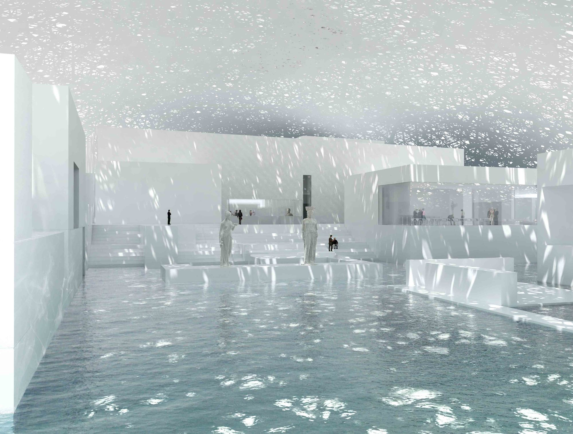 The louvre abu dhabi museum ateliers jean nouvel archdaily for Architecture jean nouvel