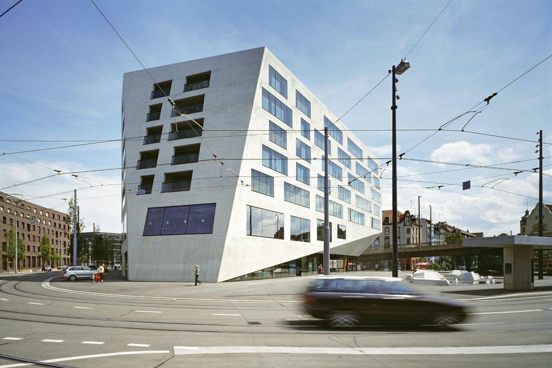 Faszinierend Architekten Basel Sammlung Von Volta Centre, / Buchner Bründler Architekten,© Ruedi