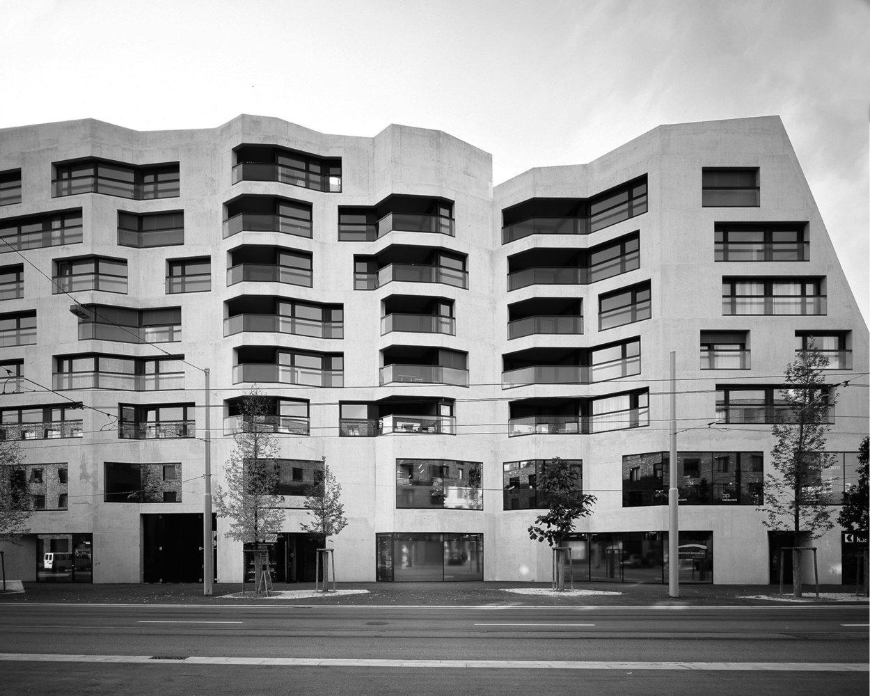 Schön Architekten Basel Sammlung Von Volta Centre, / Buchner Bründler Architekten,© Ruedi