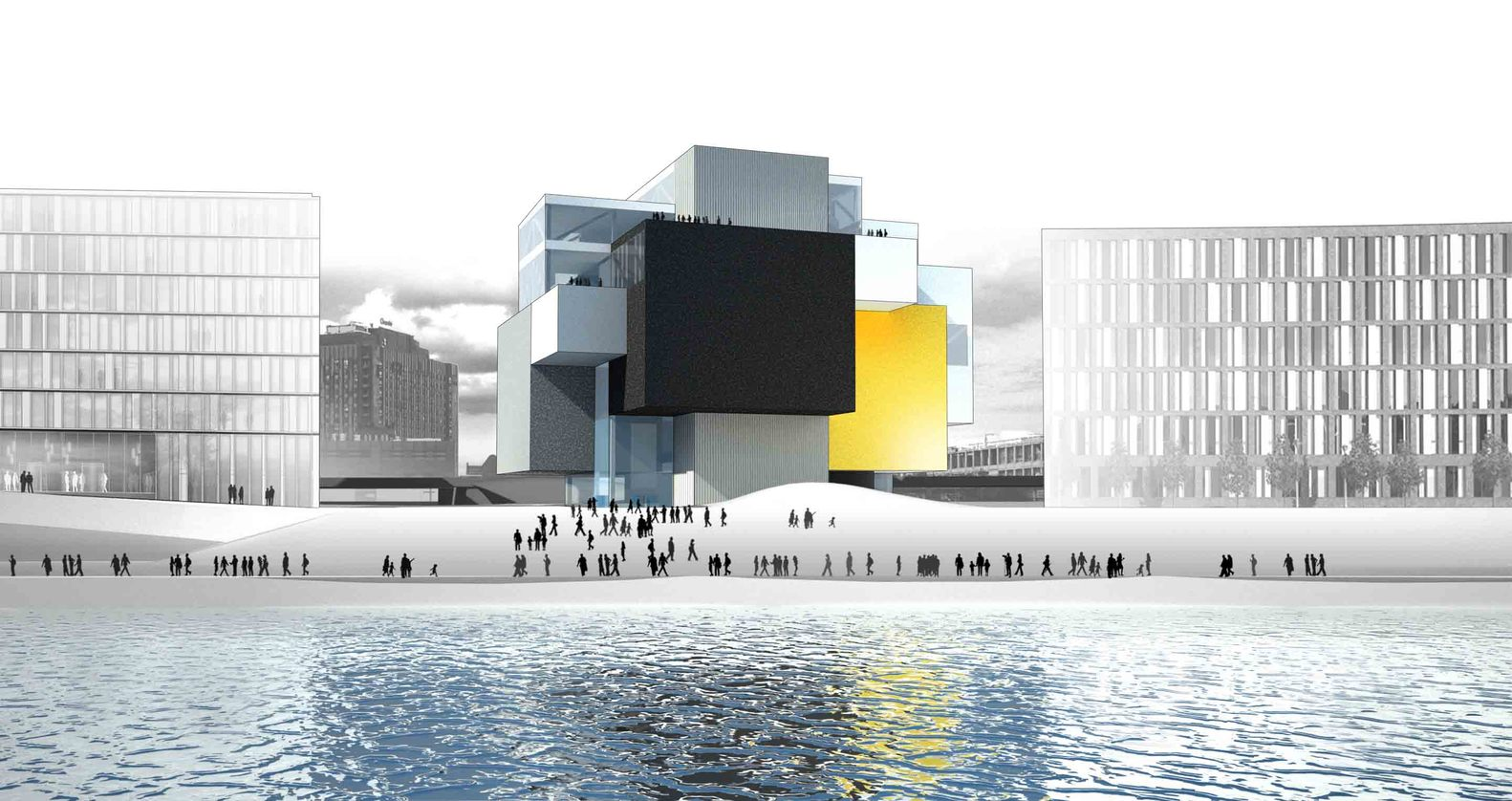 Architect Company Gallery Of Haus Der Zukunft Competition Entry  Project Architect