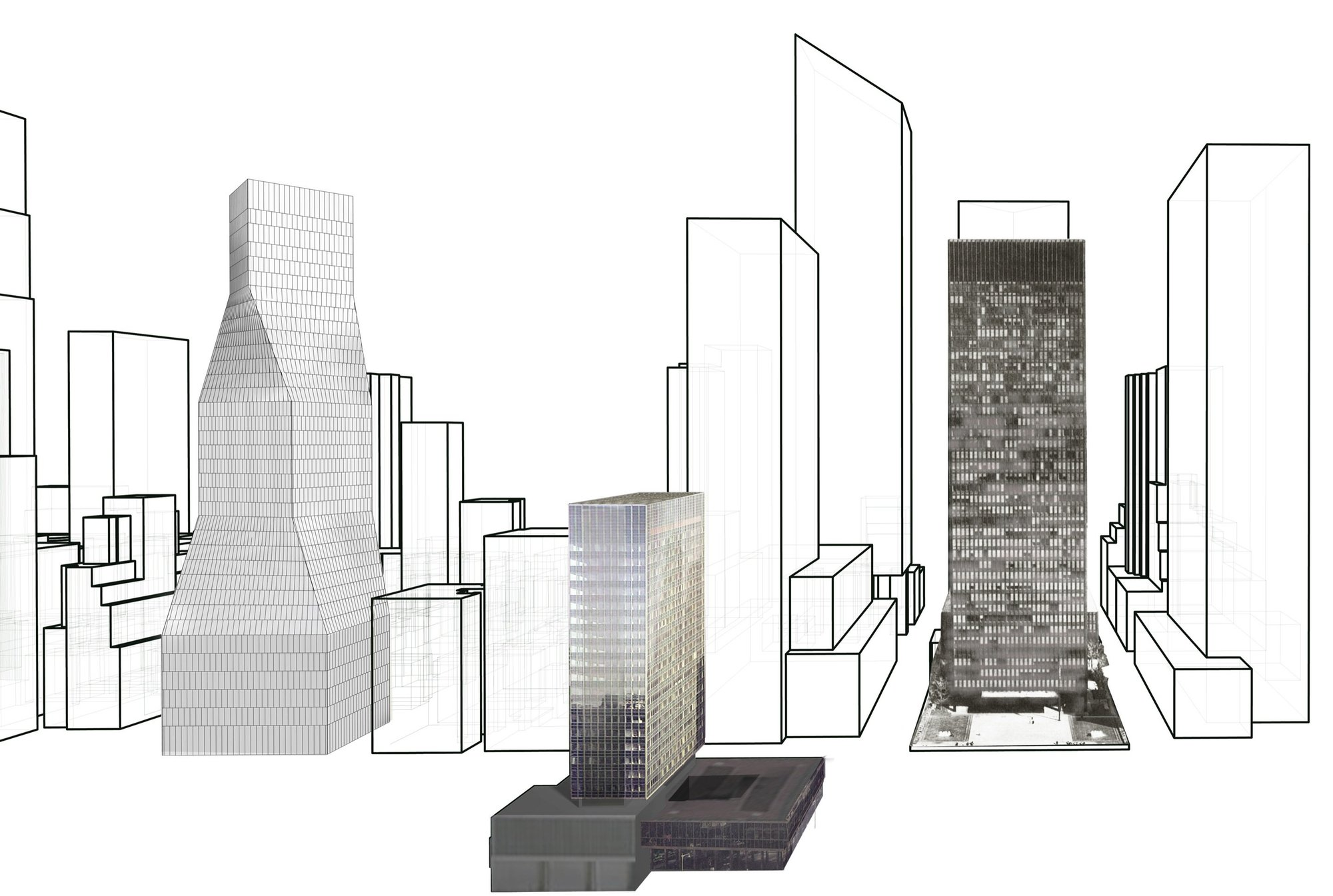 gallery of 425 park avenue omas proposal 9
