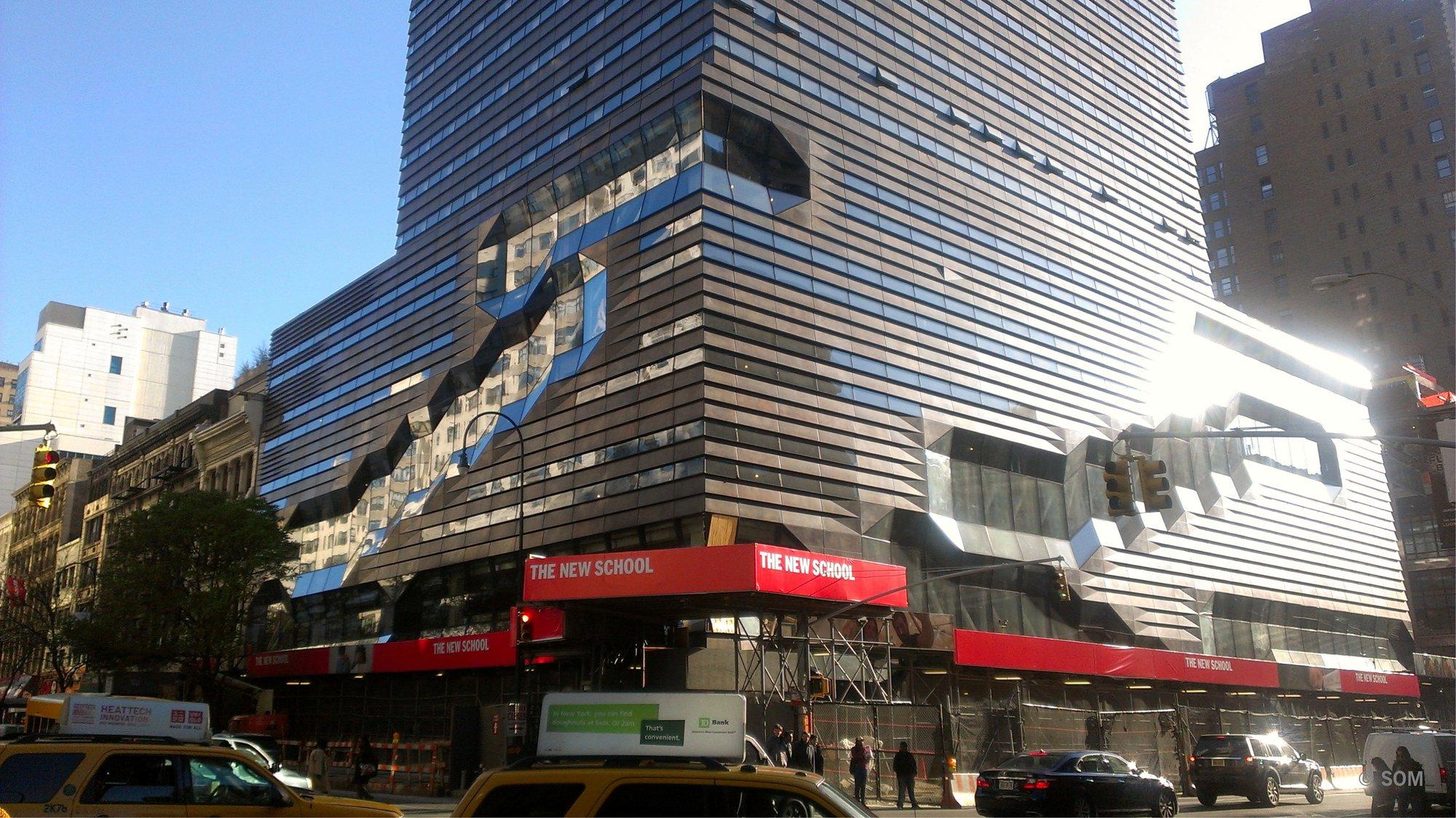 Parsons The Newschool For Design New York New York