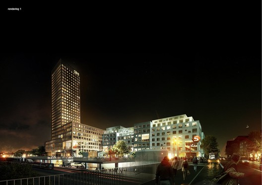 Carlsberg, Plot 8 Winning Proposal / Various Architects