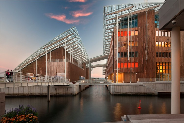 Image result for renzo piano Astrup Fearnley Museum