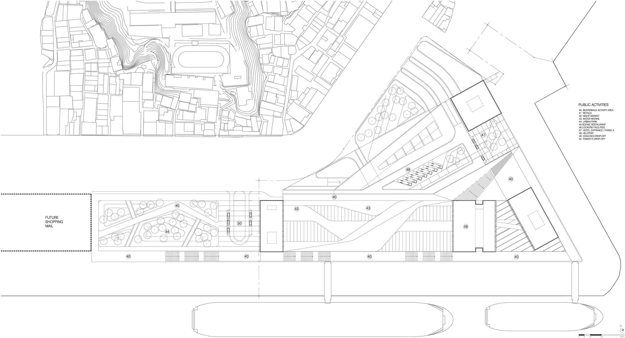 Gallery of Keelung New Harbor Service Building Competition