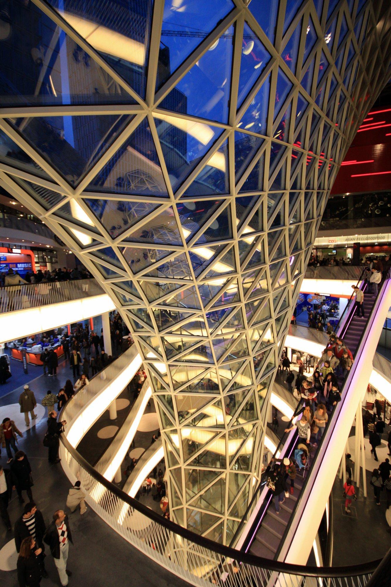 Shopping Center Myzeil