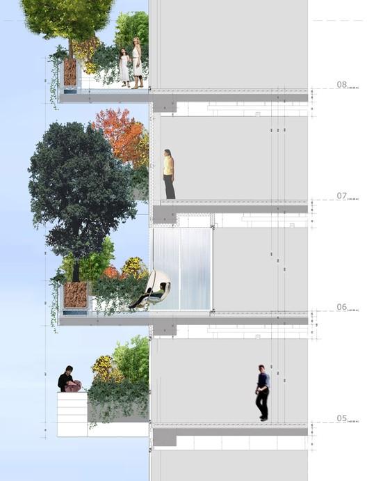 in progress bosco verticale boeri studio archdaily. Black Bedroom Furniture Sets. Home Design Ideas