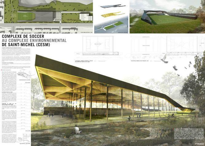 SMEC Soccer Complex Winning Proposal / Saucier + Perrotte