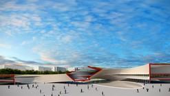 Disaster Prevention and Education Center / DRA&U