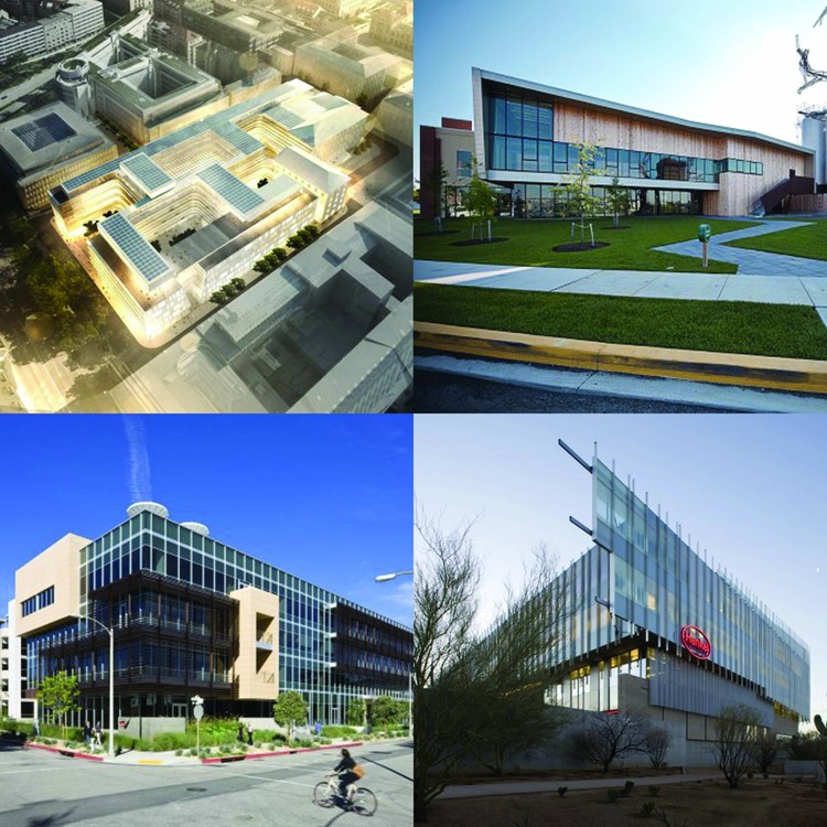 sustainable office building. Sustainable Office Building 3