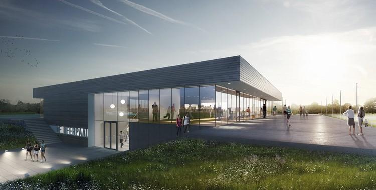 Multi Purpose Sports Facility Building