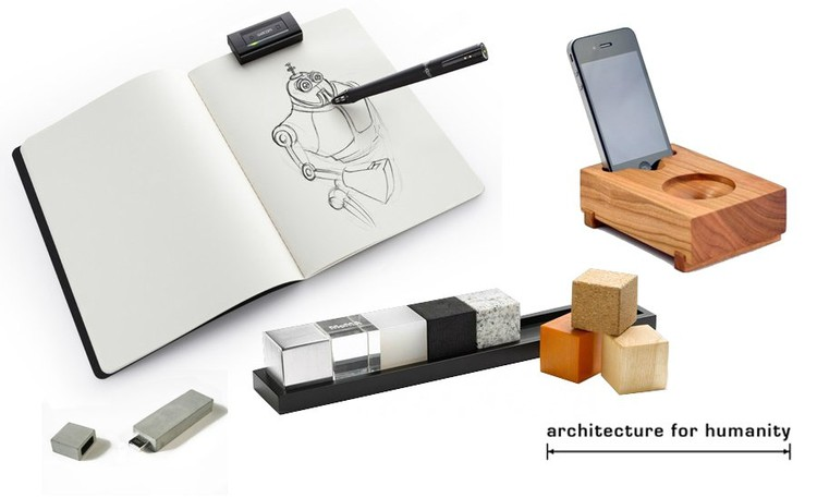 ArchDaily Architects Holiday Gift Guide 2011 Part One ArchDaily