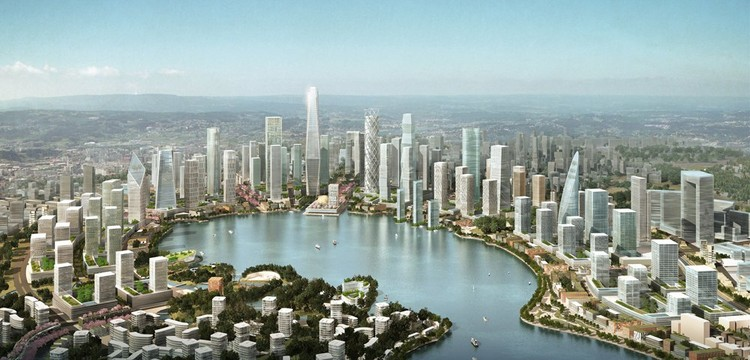 Building Cities From Scratch