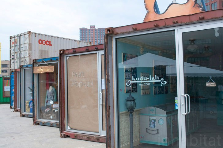 Gallery Of Nyc Plans On Designer Shipping Containers For