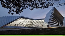 The Dynamism of Zaha's Eli and Edythe Broad Museum