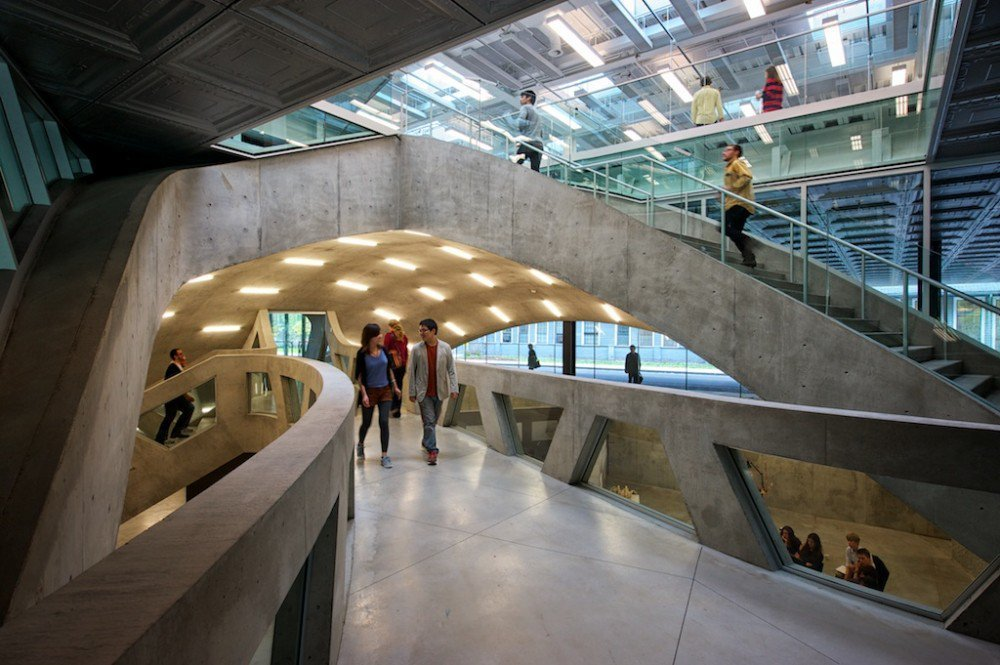 2013 united states best architecture schools archdaily for Architecture colleges