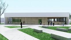 Varaždin University Student's Restaurant and Home Winning Proposal / SANGRAD Architects + AVP Arhitekti
