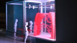KamerMaker: Mobile 3D Printer Inspires Potential for Emergency Relief Architecture