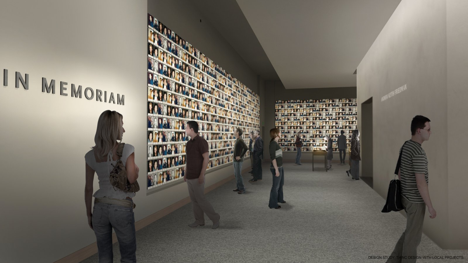 Gallery of National September 11 Memorial Museum / Davis ...