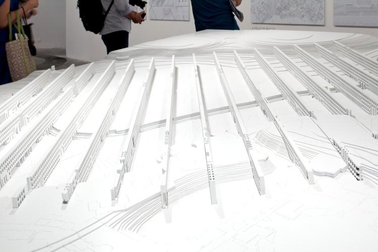 Venice Biennale 2012: The Piranesi Variations / Peter Eisenman, Field of Walls / Dogma © Nico Saieh