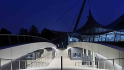 Illumination: Small Olympic Hall / pfarré lighting design