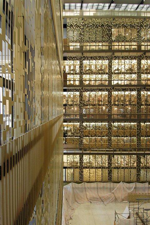 Gallery Of Nyu Bobst Library Renovation Joel Sanders