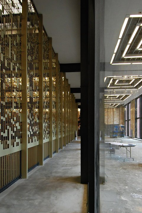 Gallery of NYU Bobst Library Renovation / Joel Sanders