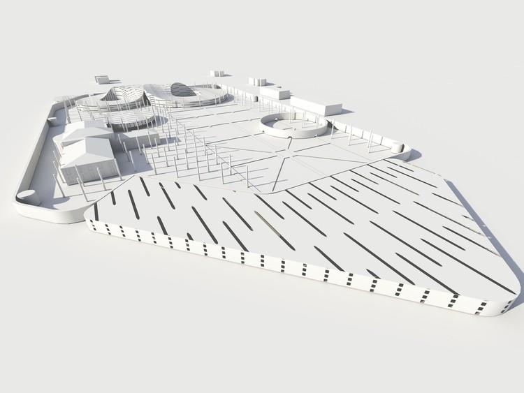 National Museum of Afghanistan Proposal / Paul Preissner