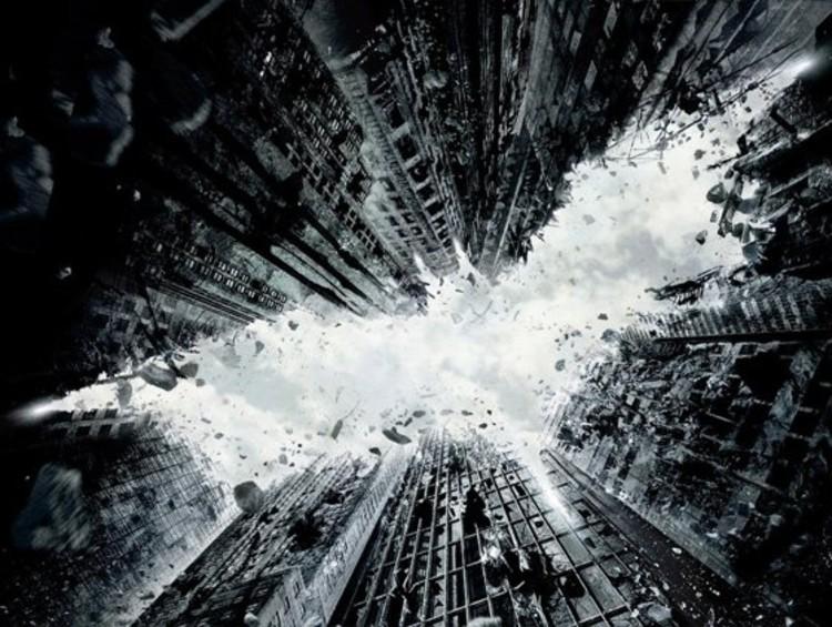 Batman Architecture The Dark Knight Rises And Gothams Buildings Fall