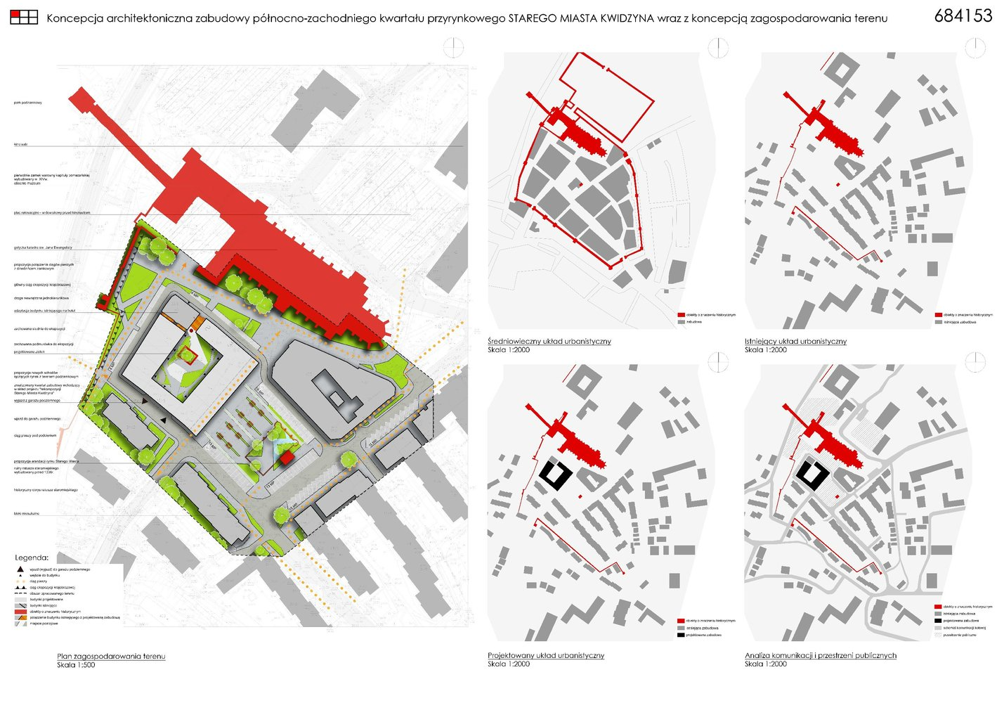 Gallery of kwidzyn old town housing proposal perspektywa 13 kwidzyn old town housing proposal perspektywasite plan and diagrams ccuart Images