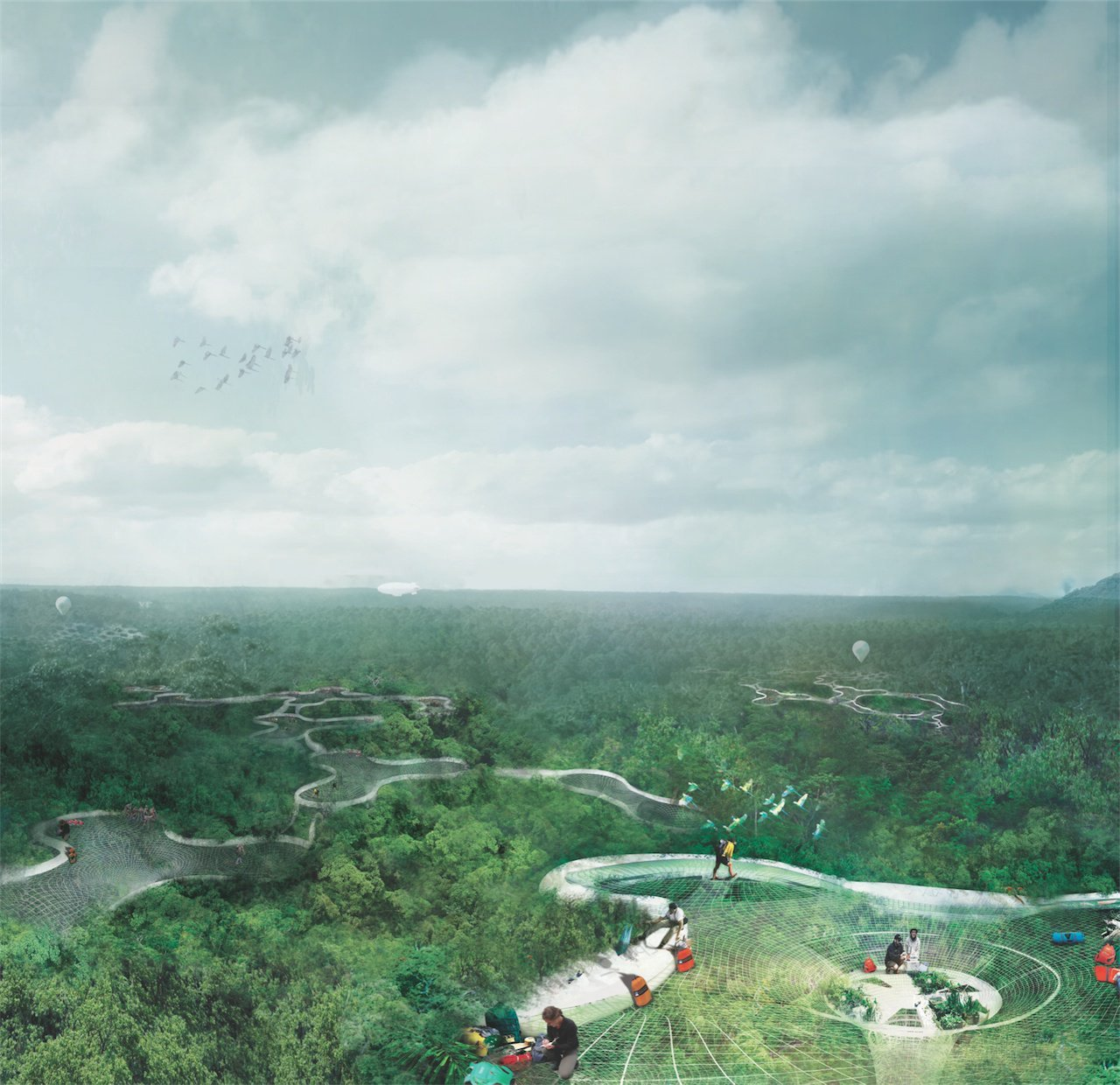 Best Image Architectural Association's Foster + Partners Prize 2012 Goes to Yi Yvonne Weng