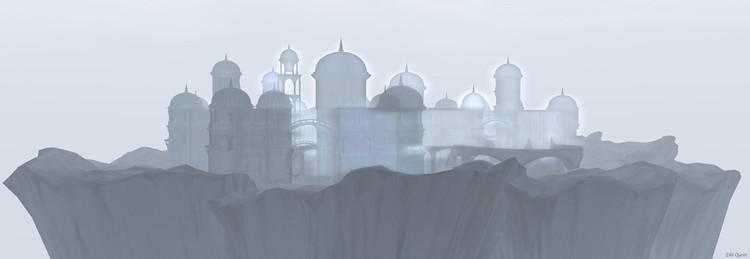 """Sesc SP promove o curso """"Entre o livro e o lugar"""", Cidade de Esmeralda, do livro """"Cidades Invisíveis"""", de Italo Calvino. Ilustração de Rebeca Bashly. Image ©  Ziki Questi, via Flickr. CC"""