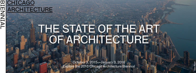 Official Trailer of the Chicago Architecture Biennial Released, © Chicago Architecture Biennial
