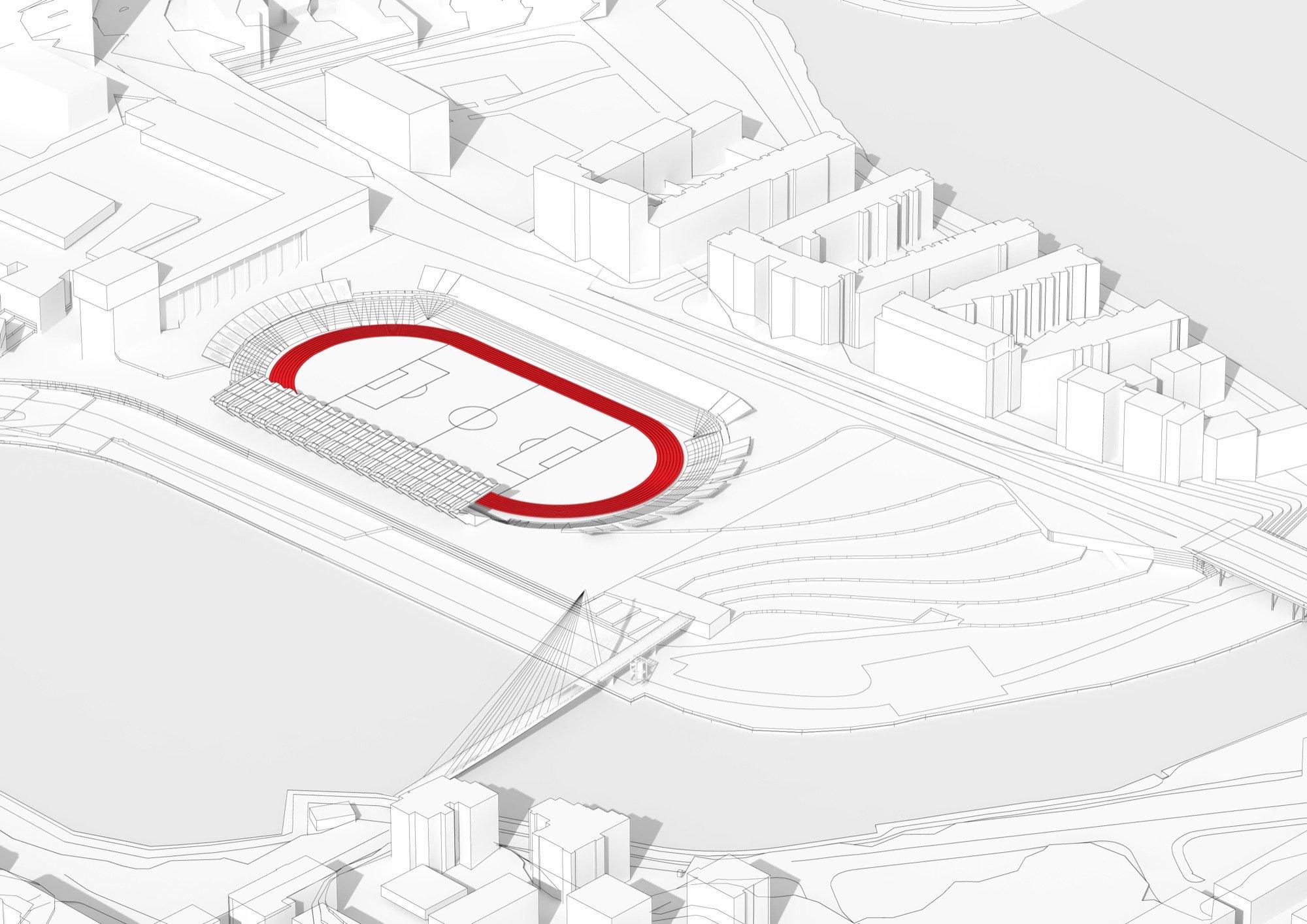 gallery of the red line big 19. Black Bedroom Furniture Sets. Home Design Ideas