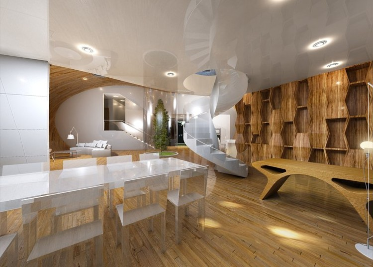 Cocoon House / Planning Korea | ArchDaily