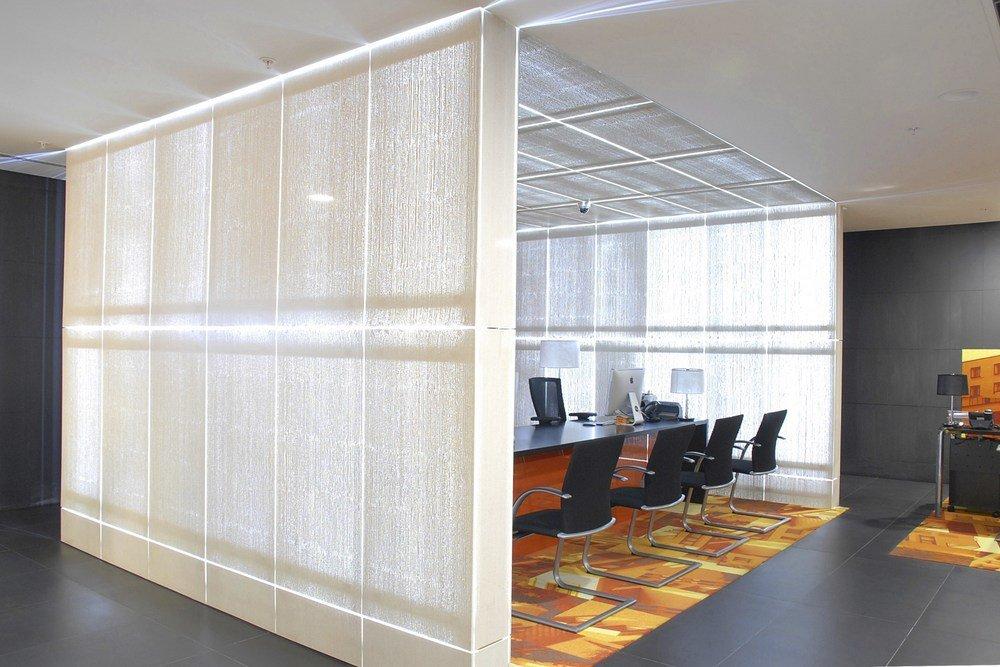 Gallery of New Headquarters of Bank of Georgia Illuminated
